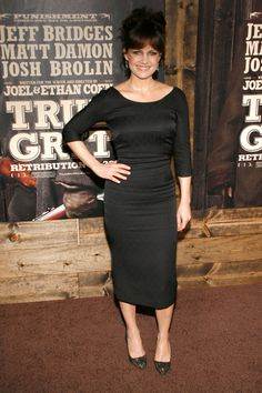 Celebs at the True Grit premiere