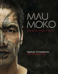 Mau Moko : The World of Maori Tattoo    ISBN / ISSN:  9780670045617    Winner Montana Lifestyle & Contemporary Culture Award 2008    In the traditional Maori world, the moko, or facial or body tattoo, was a sign of great mana and status. Male warriors wore elaborate tattoos on their faces and bodies; women took more delicate chin tattoos.