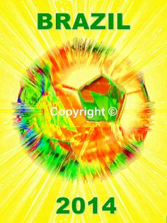 FIFA WORLD CUP 2014!!! by 4mLeatherDesign on Etsy
