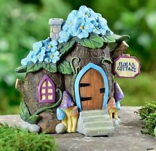 Miniature Fairytale House Cottage Fairy  Dollhouse Gnome Garden GI 700425