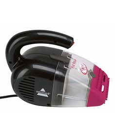 Bissell Pet Hair Eraser - $29.99  Your furniture, if you have pets, is also way more gross than you think. This funny looking little handheld vacuum is great for removing pet hair from anything upholstered, and it awesome for vacuuming carpeted stairs. Hence all the rave reviews.