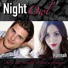 Night Owl by M. Pierce An AMAZING 5 star read for me! *Christy's Casting*
