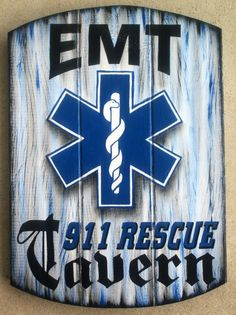 EMT+Emergency+Medical+Technician+Tavern+Sign++Pub+by+ASignOfWonder,+$35.95