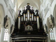 Sint-Pauluskerk Antwerpen Belgium.