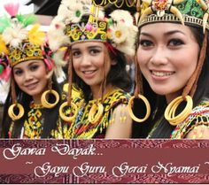Gawai Dayak is an annual festival celebrated by the Dayak people in Sarawak, Malaysia and West Kalimantan, Indonesia on 31 May and 1 June.  It is a public...