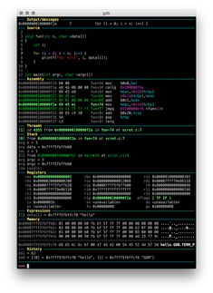 gdb dashboard releases: Modular visual interface for GDB in Python – Cyber Security Technology Hacks, Computer Technology, Computer Programming, Computer Science, Programming Languages, Python, News Website, Gnu Linux, Application Mobile