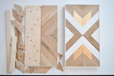 DIY Wood Wall Art Kit 1 PRE-ORDER by AdriftInMyMind on Etsy