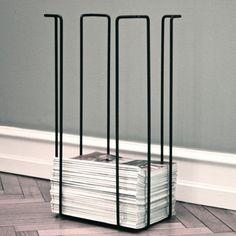We design high magazine holder from We Shop