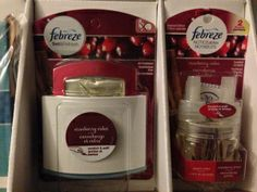 #FebrezeHoliday Scents Review for #SheSpeaks