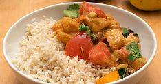 Low-fat Curry for Autumn Butternut Squash Curry, Curry Paste, Fried Rice, Ethnic Recipes, Food, Essen, Meals, Nasi Goreng, Yemek