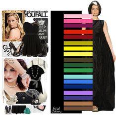 Як поєднувати кольори в одязі - фото 21
