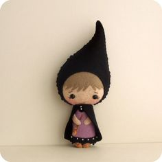 Sweet Witch pdf Pattern by Gingermelon on Etsy, $8.50