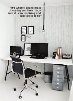 decorology: Beautiful office and workspaces