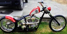 West Coast Choppers, Custom Harleys, Custom Bikes, Bikes For Sale, Bobber Chopper, Jesse James, Cool Bikes, Harley Davidson, Bicycle