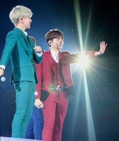 Imagen de ryeowook, super junior, and yewook