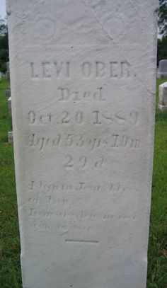 Levi Ober