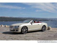2012 Bentley Continental GTC Convertible $299 p/month