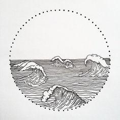 ocean graphic Waves, Desktop, Ocean Waves, Beach Waves