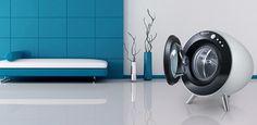 Une autre idée du lave-linge, par Bauknecht
