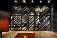 LET'S STAY: Haneda Japanese Restaurant by Kris Lin Interior Design