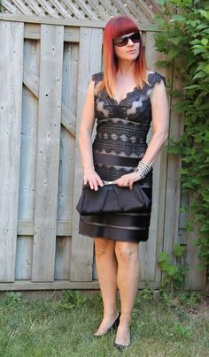 Wedding lace. What to wear to a summer wedding. Over 40 fashion for the stylish woman.