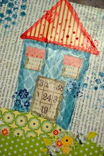 NoelMignon.com Layouts and Projects: Little House Canvas