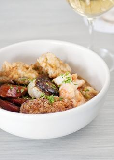 Watershed's Chef Joe Truex loves adding crawfish recipes to the menu during the season. (Image: Watershed on Peachtree) Crawfish Season, Crawfish Recipes, Atlanta Restaurants, Fried Oysters, Quick Appetizers, Creole Recipes, Jambalaya, Easy Weeknight Dinners, Whole 30 Recipes