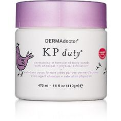 DermadoctorKP Duty Dermatologist Formulated Body Scrub with Chemical + Physical Exfoliation  $46 @ Ultra