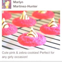 Cute cookies that I'm going to try making for Ariel's baby shower!
