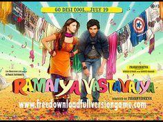 Ramaiya Vastavaiya Full Hindi Movie Download - Free Download Full Version