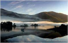 Loch Leven, #Scotland