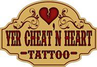 Yer Cheat'n Heart Tattoo