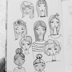 Bethan Janine // sketchbook