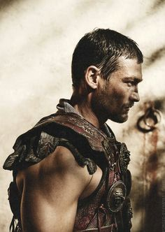 The forever Spartacus! RIP ANDY WHITFIELD!!