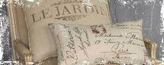 Spartina pillows!