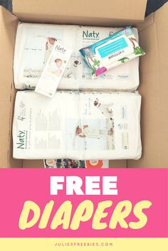 Free Diapers Samples from Naty Cost Of Diapers, Free Diapers, Baby Shower Diapers, Baby Shower Gifts, Baby Gifts, Free Baby Items, Free Baby Stuff, Newborn Baby Needs, Free Baby Samples