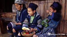 Ethnic women in Spa