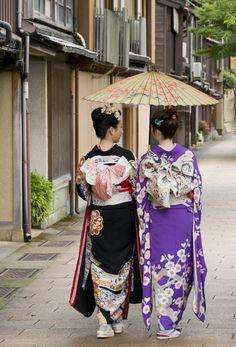 """kagayuzen: """"Kanazawa Japan """""""