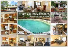 River Country Estates Weeki Wachee Florida Homes for Sale by Realtor Silvia Dukes