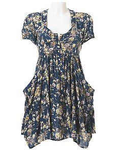 Joe Browns Garden Tea Party Floral Print Dress