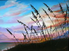 SUNSET FORT DE SOTO by KARIN DAWN BEST - Print available for purchase ----*---- I'm a sucker for silhouettes.   :))))