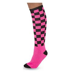 Checkerboard Socks by Cheerleading Company
