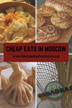 Cheap eats in Moscow: Russian food on a budget - Backpack Adventures