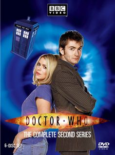 Amazon.com: Doctor Who: The Complete Second Series: David Tennant, Billie Piper: Movies & TV