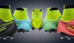 Nike permitirá personalizar sus flamantes botas Magista