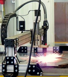 CNC Plasma Cutter - Customized products for business and/or personal
