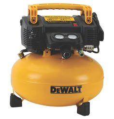 DEWALT DWFP55126 6-Gallon 165 PSI Pancake Compressor Review