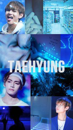 Taehyung <3 Lockscreen Moodboard