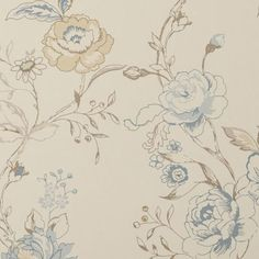 Wedgewood Clarke & Clarke walllpaper - maybe for the hall??