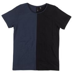 Synth Tee Black now featured on Fab.